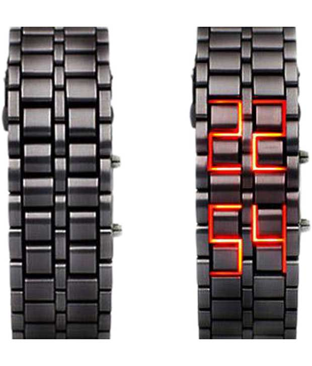 Bracelet LED Watch by miss Ab