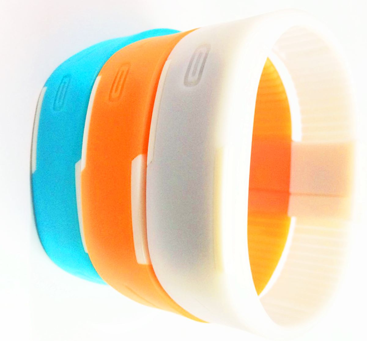 Combo Of Three Bands New Digital led Kids Wrist band watch casual watch Bracelet Band by kn