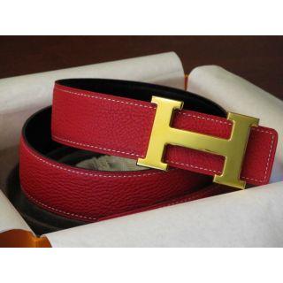 hermes h belt cost