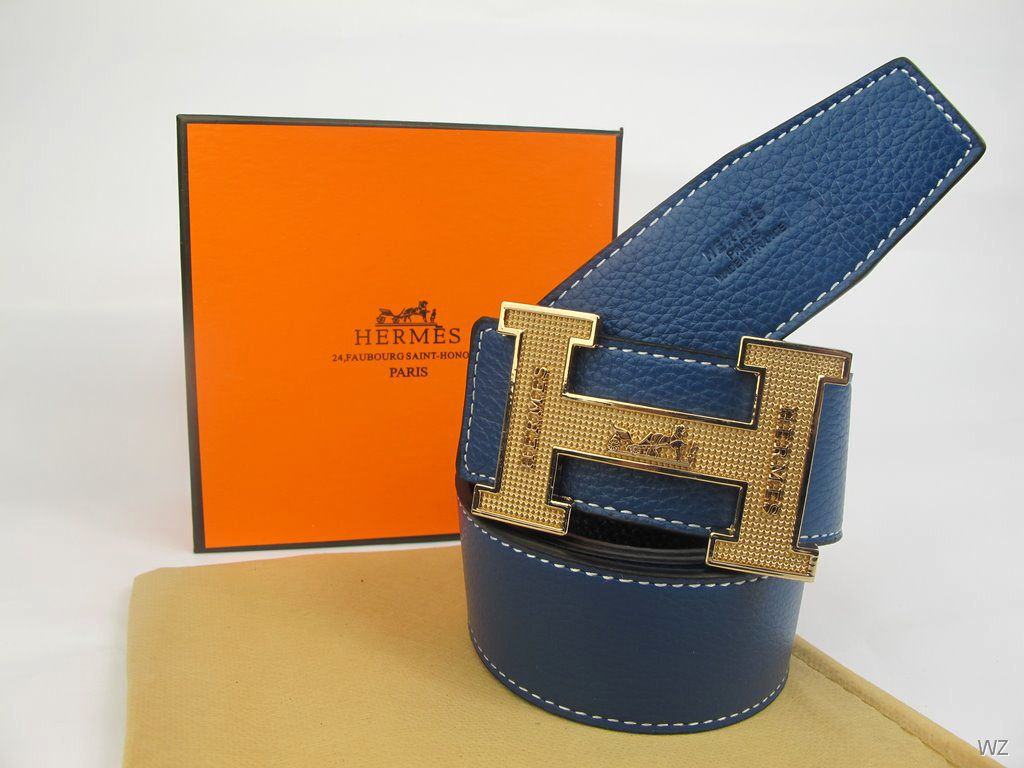 The Latest Hermes Belt with Golden Buckle at Amazing price ...