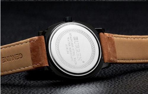 Curren Mens Wrist Watches By 7star