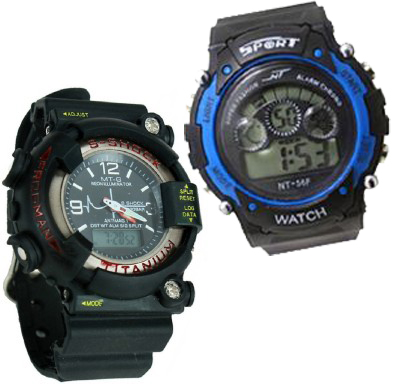 Combo MTG Sports watch for Boys by Stop2shopIO
