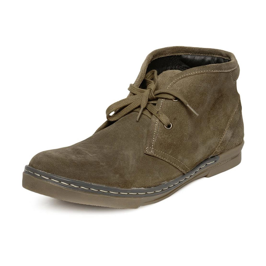Franco Leone 9514 Camel Men's Casual Shoes