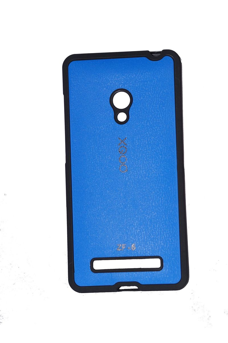 shop vg premuim silicon back cas cover for asus zenphone 5 blue online shopclues. Black Bedroom Furniture Sets. Home Design Ideas