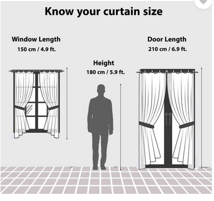 BSB Trendz Panle Print Pack Of 2 Door Curtain (P-140)