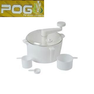 POGO Dough and Atta Maker with Free Measuring Cups available at ShopClues for Rs.145