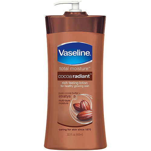 Shop vaseline cocoa butter radiant - 34.0KB