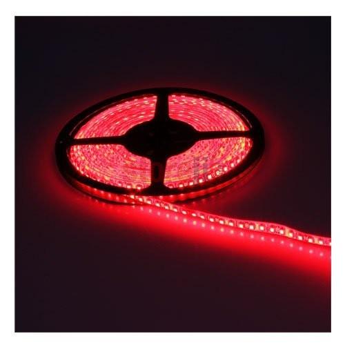 5 meters cuttable led lights strip roll for car red. Black Bedroom Furniture Sets. Home Design Ideas