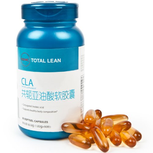GNC Total CLA Nutritional Supplement, 90 Count