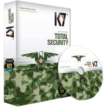 K7 Total Security 3 User 1 Year