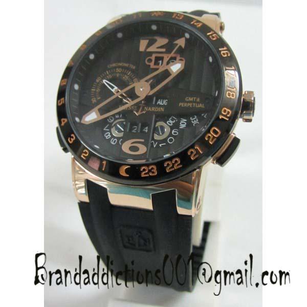 ulysse nardin el toro black swiss eta mens luxury best deals with price comparison