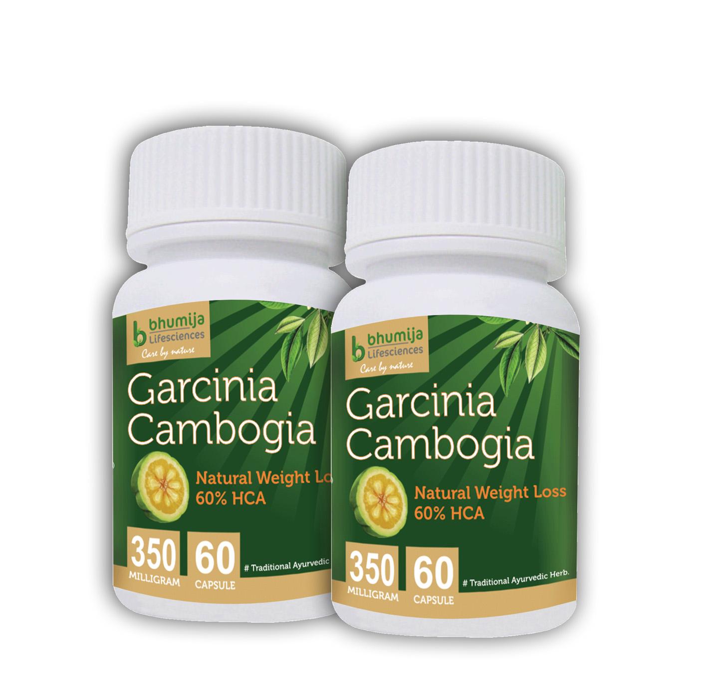 GARCINIA CAMBOGIA CAPSULES Price Comparison