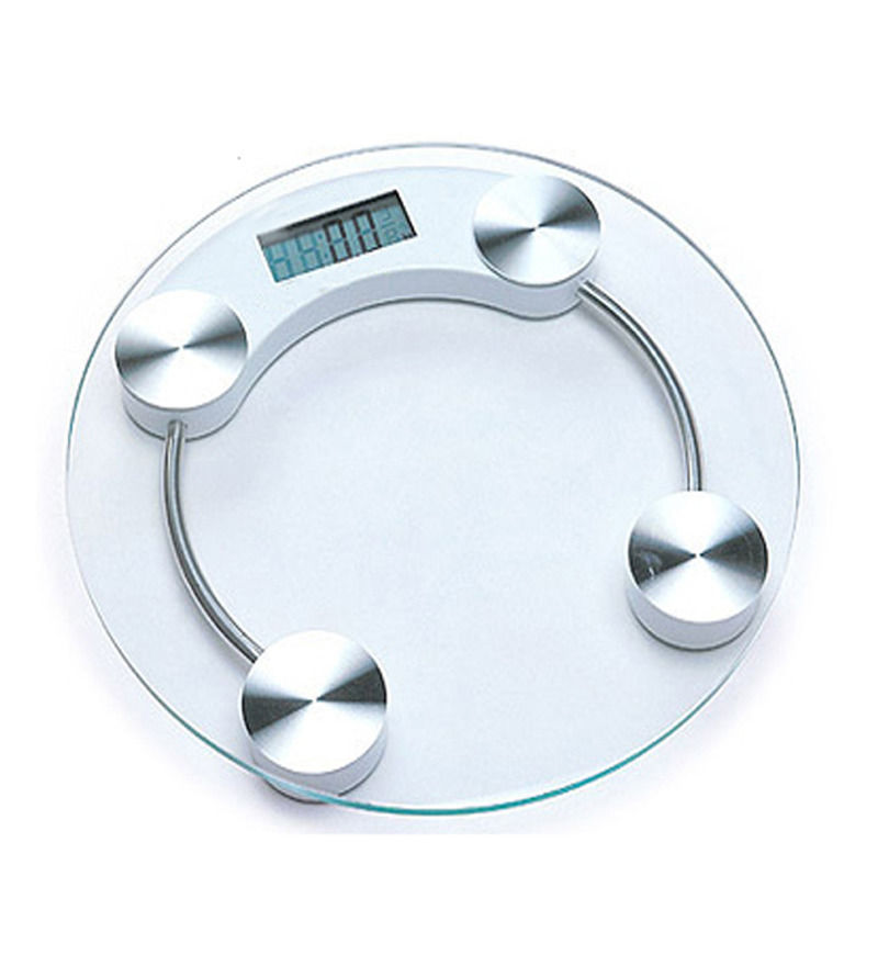 Weighing Machine Digital Personal Bathroom Scale available at ShopClues for Rs.799