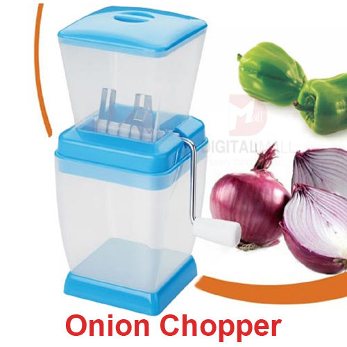Onion And Vegetable Chopper cutter available at ShopClues for Rs.90