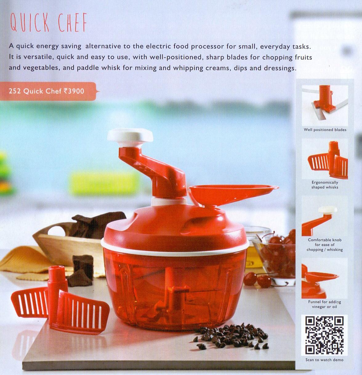 Tupperware Quick Chef Best Deals With Price Comparison Online Tchef Fry Pan
