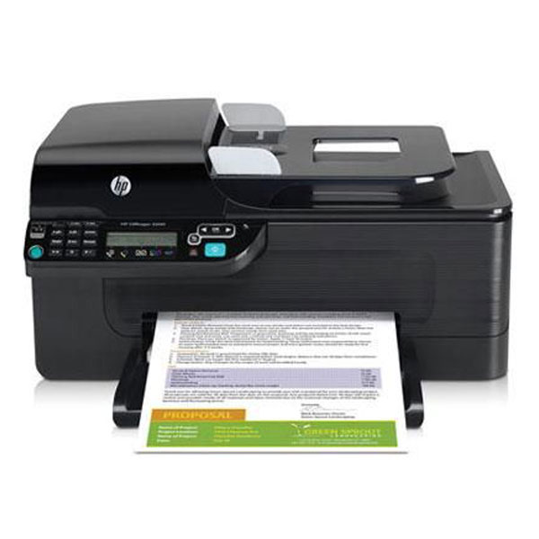 HP 4500 Desktop AiO Officejet Printer: Buy Online from ...