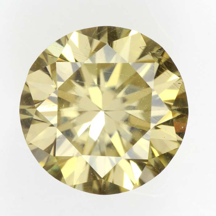 light brown color fashion jewelry 0 98 carat