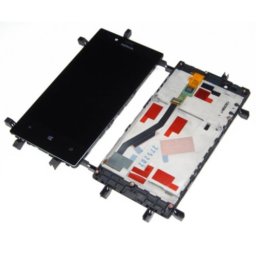 Original LCD Display Touch Screen Digitizer Assembly For Nokia Lumia 720