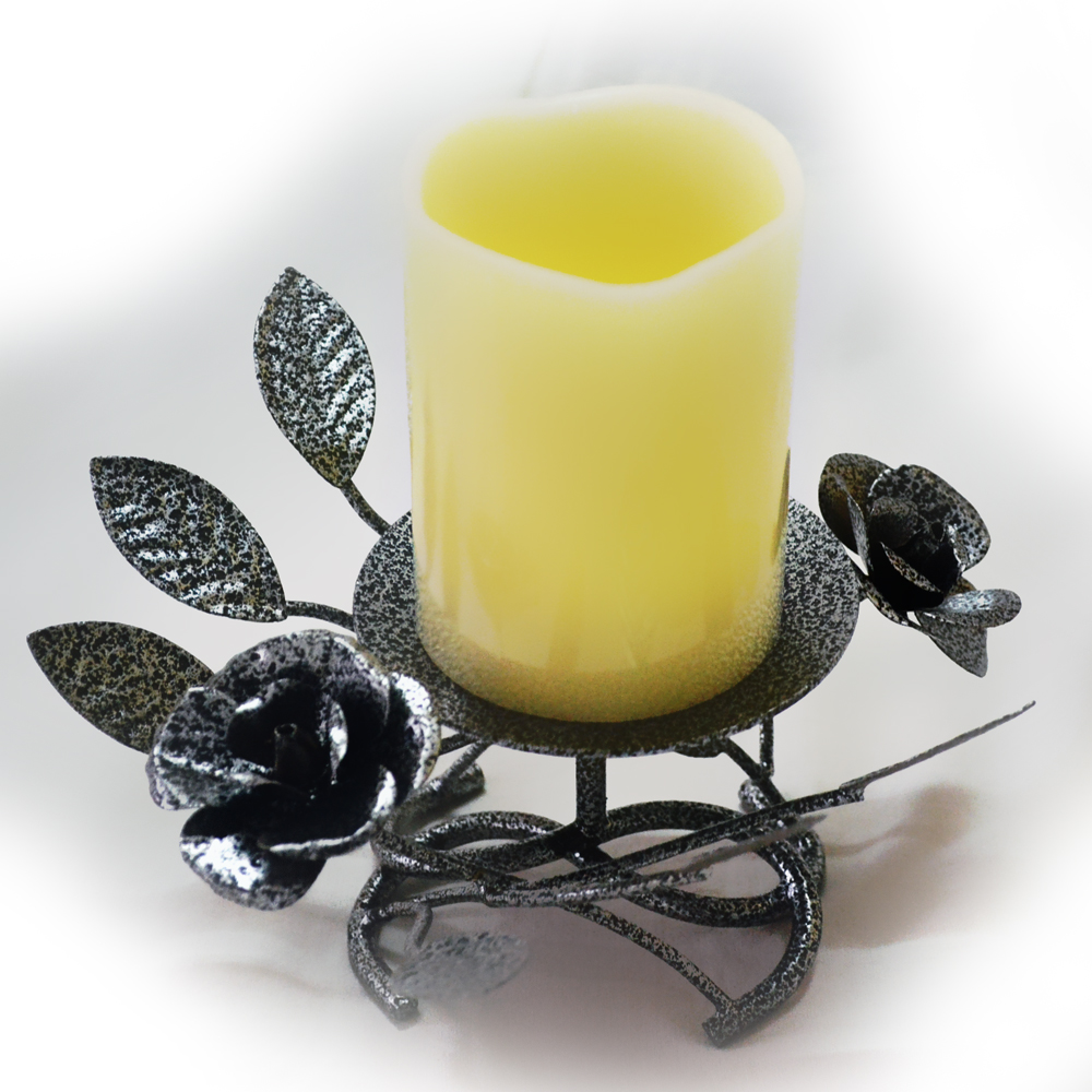 LED Candle set Candle Stand Candle holder home decor
