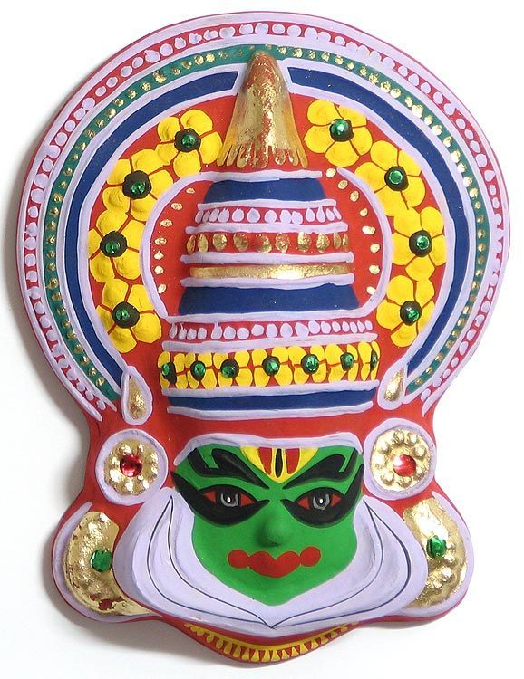 essay on kathakali