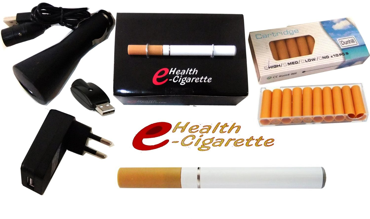 Lumina Health E Cigarette Smoke And Quit available at ShopClues for Rs.349