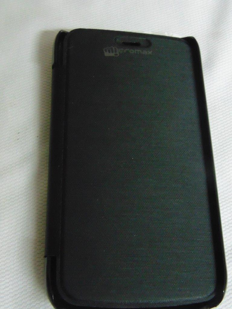 Micromax A76 Flip Cover AK016 available at ShopClues for Rs.195