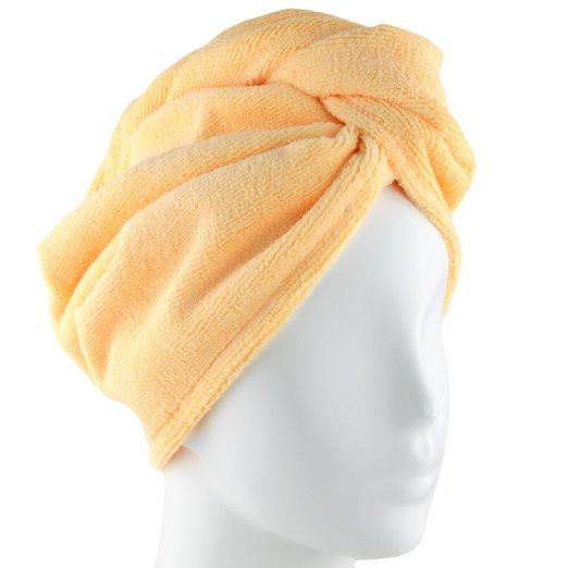 Microfiber Hair Towel Reviews: Microfiber Hair Wrap Towel Dry Head Shower Spa Sauna
