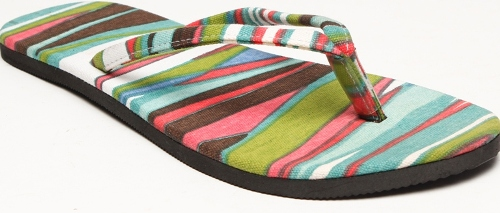 Women's Multicolor Slippers