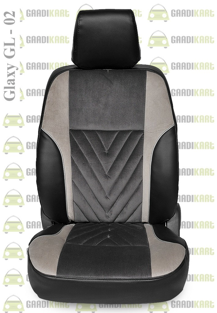 Hyundai Elite I20 Car Seat Covers In Velvet Galaxy GL 02