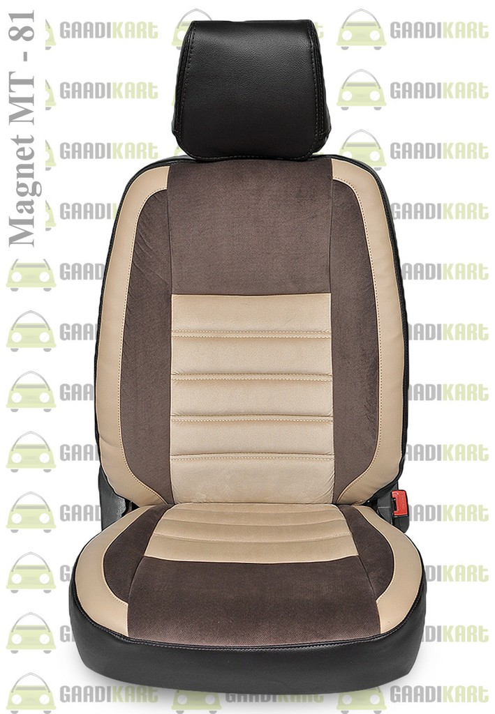 Hyundai Elite I20 Car Seat Covers In Velvet Magnet MT 81