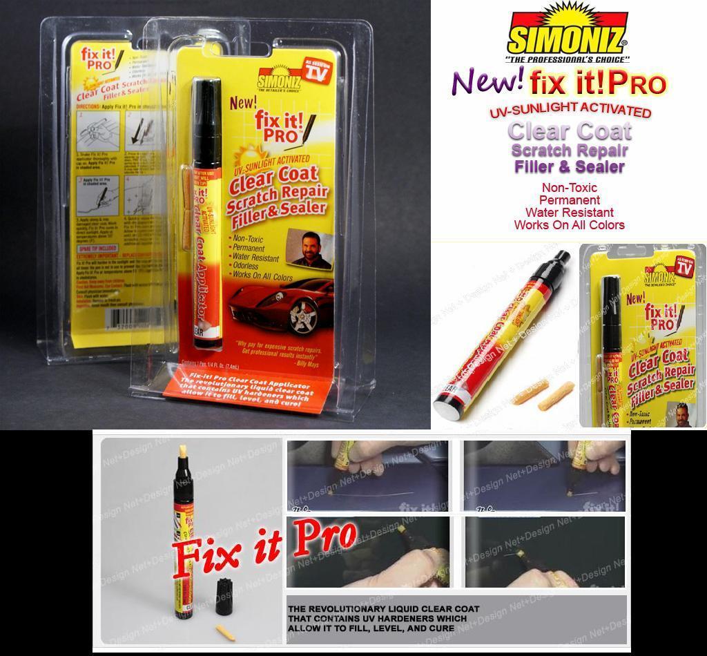 Simoniz car scratch remover pen reviews 7