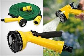New Spray Gun For Water Hose Water Tube Garden Hose Car Wash Bike Wash Pet Wash