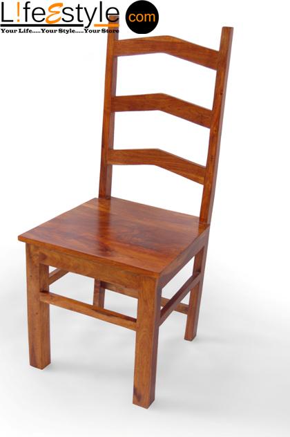 Sheesham Wood Dining Chair (PFA-90012)