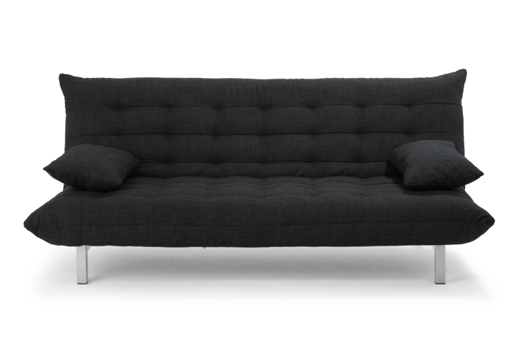 madison sofa bed king size black. Black Bedroom Furniture Sets. Home Design Ideas