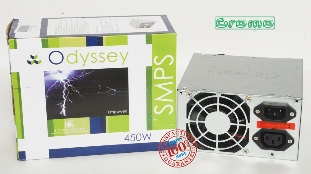 Odyssey 450 SMPS Power Supply Best Deals With Price Comparison ...