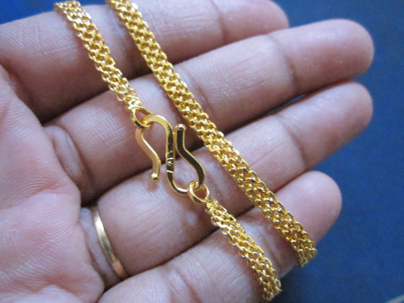 Magnificent Gold Chain Designs For Men With Indian Price Pictures ...