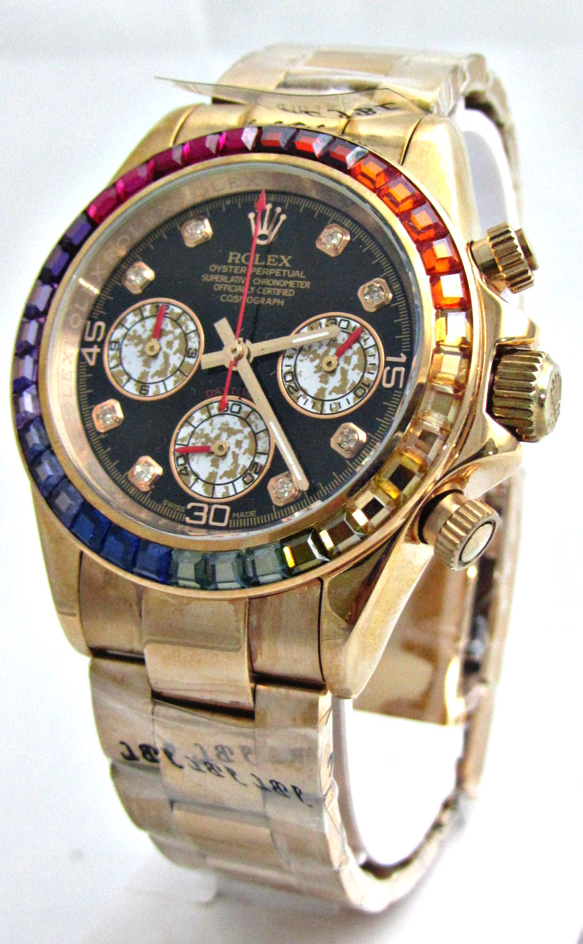men's daytona rolex watches replica