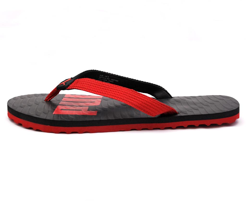 footwear men 39 s footwear slippers flip flops puma miami flip flops slipper. Black Bedroom Furniture Sets. Home Design Ideas