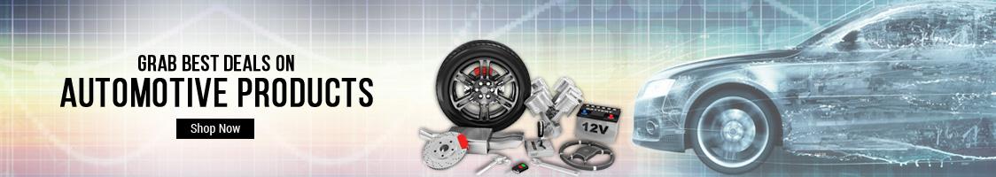 Grab Best Deals On Automotive Products