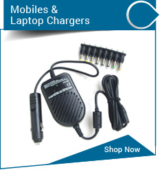 Mobile & Laptop Chargers