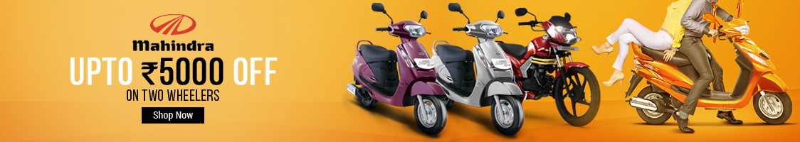 Mahindra two wheelers