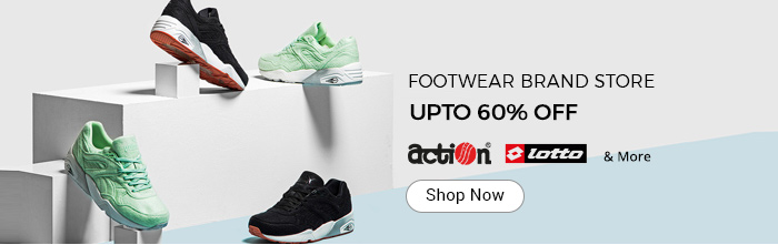 Shopclues: Upto 60% Off on Action, Lotto, Puma & more