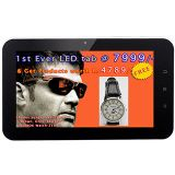 1St Ever Led Android 4.0 tablet + Free Shades sunglass & Reebok watch