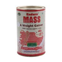 Endura Mass Weight Gainer - Vanilla (1kg)