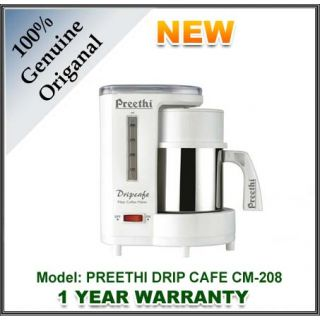 PREETHI COFFEE MAKER DRIP CAFE CM 208 Best Deals With Price Comparison Online Shopping Price ...
