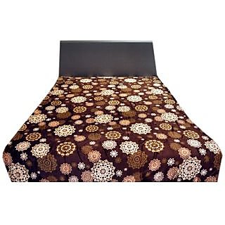 Valtellina Engaging Contemprory Design Single Bed Blanket (LVS-014)