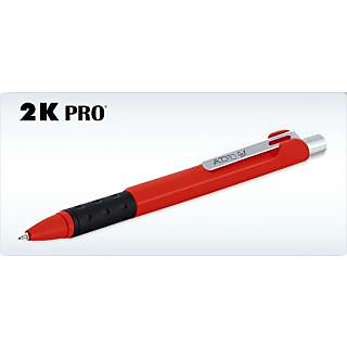 Add Gel 2K Pro Ball Pen (Blue) Set Of 20 Pieces (Mix Body Colour)