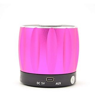 Callmate-Drum-Bluetooth-Speaker-with-Hands-free-Call,-Aux-USB/TF-Card-Reader-P