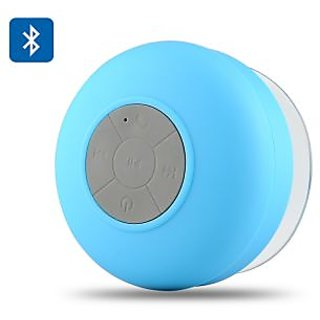Callmate-BTS-06-Bluetooth-Shower-Speaker-Sky-Blue