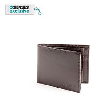 Purys Fine Quality Brown Wallet PRSWTBR